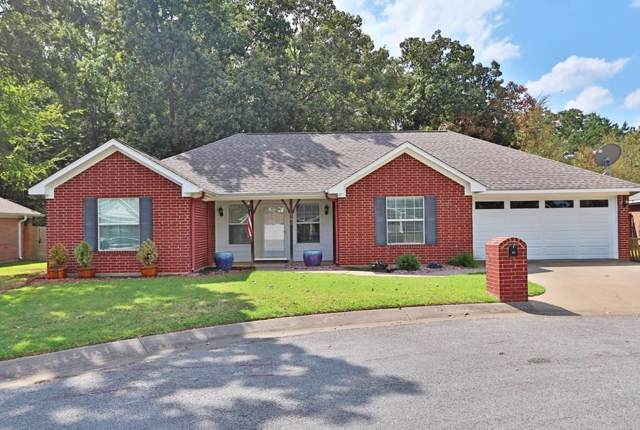 141 Cedar Lane, Chandler, TX 75758 (MLS #14187144) :: The Hornburg Real Estate Group