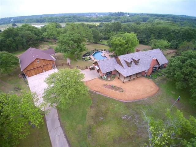 501 Skyridge Drive, Argyle, TX 76226 (MLS #14187145) :: The Real Estate Station