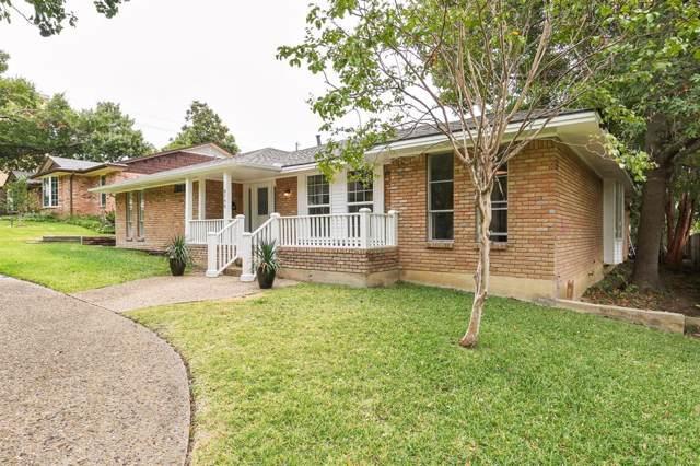 9740 Dartridge Drive, Dallas, TX 75238 (MLS #14187149) :: Lynn Wilson with Keller Williams DFW/Southlake