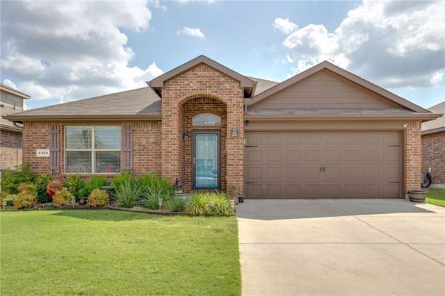 6309 Eland Run, Fort Worth, TX 76179 (MLS #14187155) :: The Chad Smith Team