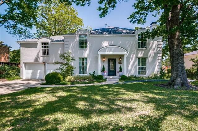 4329 Crowley Drive, Dallas, TX 75229 (MLS #14187165) :: Kimberly Davis & Associates