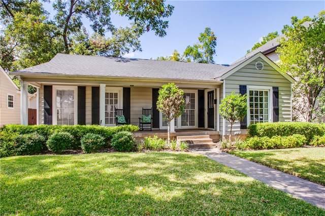 4329 Concho Street, Dallas, TX 75206 (MLS #14187170) :: Robbins Real Estate Group