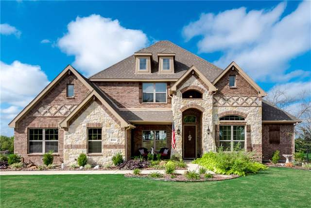3055 Valley Oak Lane, Kaufman, TX 75142 (MLS #14187185) :: Baldree Home Team