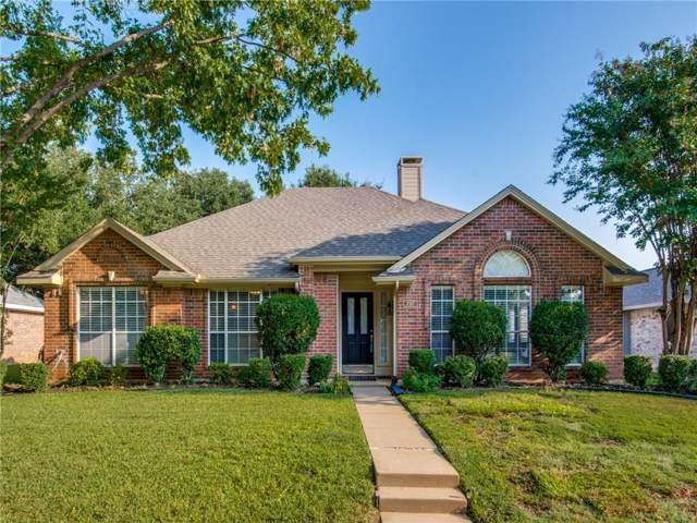 727 Blue Oak Drive, Lewisville, TX 75067 (MLS #14187198) :: Frankie Arthur Real Estate