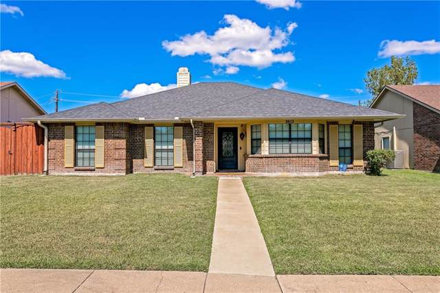 2613 Kimberly Drive, Garland, TX 75040 (MLS #14187208) :: The Good Home Team