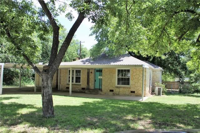 1307 S Walnut Street, Brady, TX 76825 (MLS #14187215) :: Lynn Wilson with Keller Williams DFW/Southlake