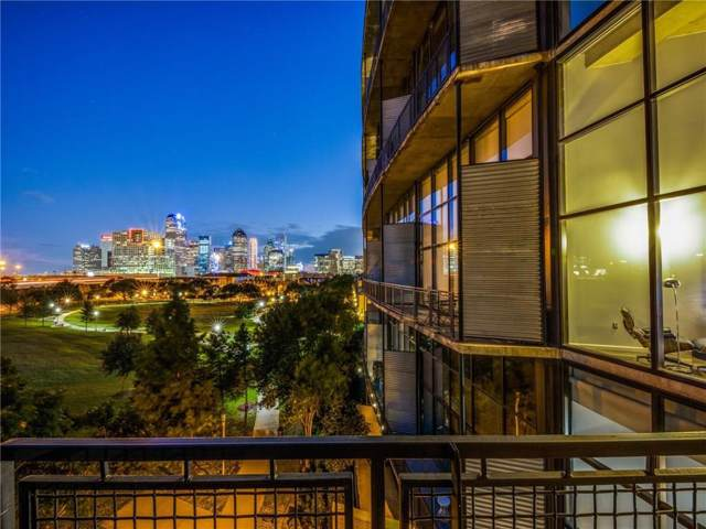 3110 Thomas Avenue #515, Dallas, TX 75204 (MLS #14187222) :: Lynn Wilson with Keller Williams DFW/Southlake