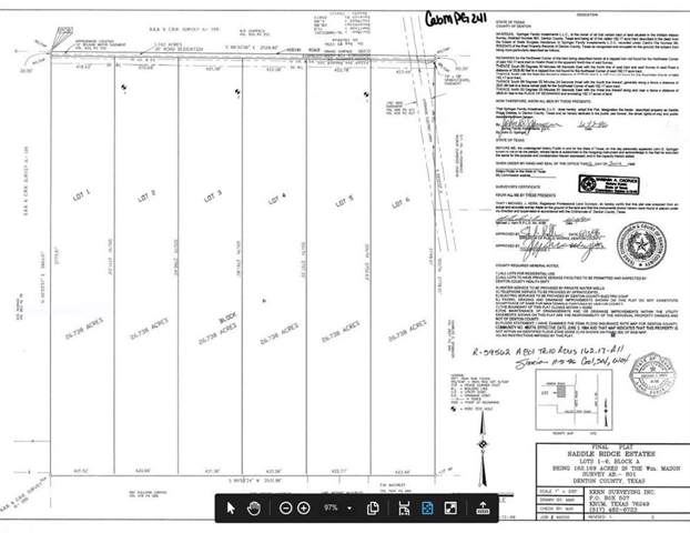 TBD Hoehn Road, Sanger, TX 76266 (MLS #14187233) :: The Real Estate Station