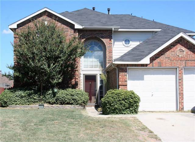9816 Pack Saddle Trail, Fort Worth, TX 76108 (MLS #14187255) :: RE/MAX Town & Country