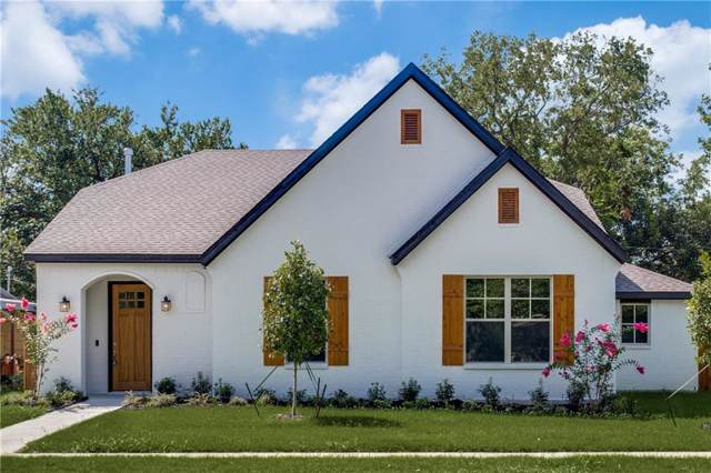 5837 Lyle Street, Westworth Village, TX 76114 (MLS #14187274) :: The Real Estate Station