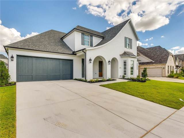 324 Creekview Terrace, Aledo, TX 76008 (MLS #14187276) :: RE/MAX Town & Country