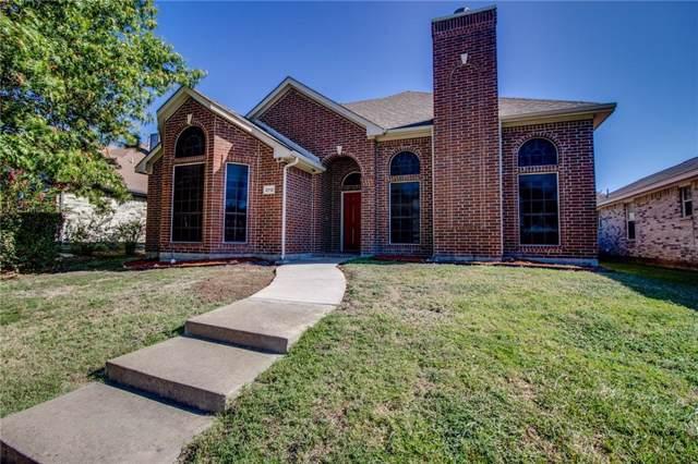 2712 Helen Lane, Mesquite, TX 75181 (MLS #14187279) :: The Real Estate Station