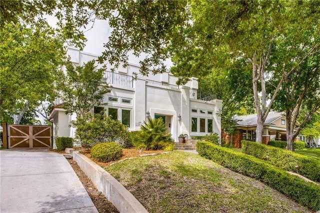 5909 Goliad Avenue, Dallas, TX 75206 (MLS #14187285) :: Vibrant Real Estate