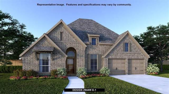 324 Texas Red Lane, Little Elm, TX 75068 (MLS #14187293) :: RE/MAX Town & Country