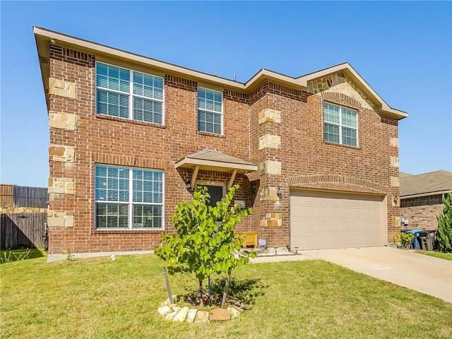 536 Crystal Springs Drive, Fort Worth, TX 76108 (MLS #14187317) :: The Heyl Group at Keller Williams