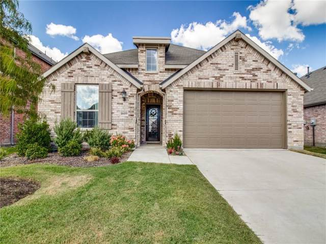 1609 Spoonbill Drive, Little Elm, TX 75068 (MLS #14187323) :: The Paula Jones Team | RE/MAX of Abilene