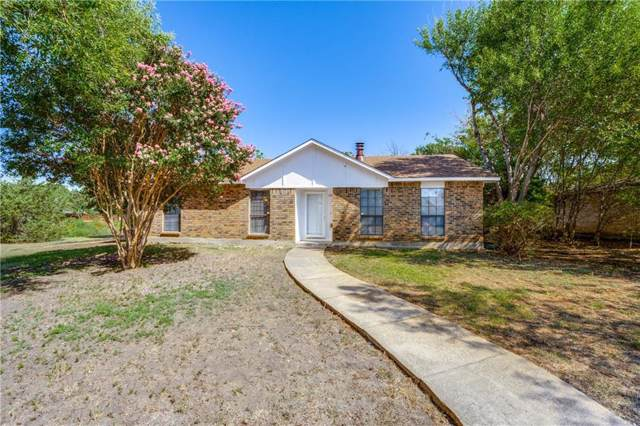 1201 Creekwood Court, Allen, TX 75002 (MLS #14187324) :: The Good Home Team