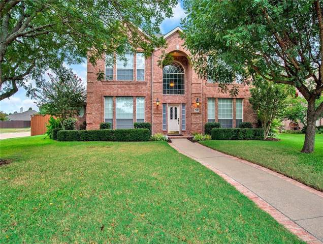 3918 Compton Drive, Richardson, TX 75082 (MLS #14187349) :: The Good Home Team