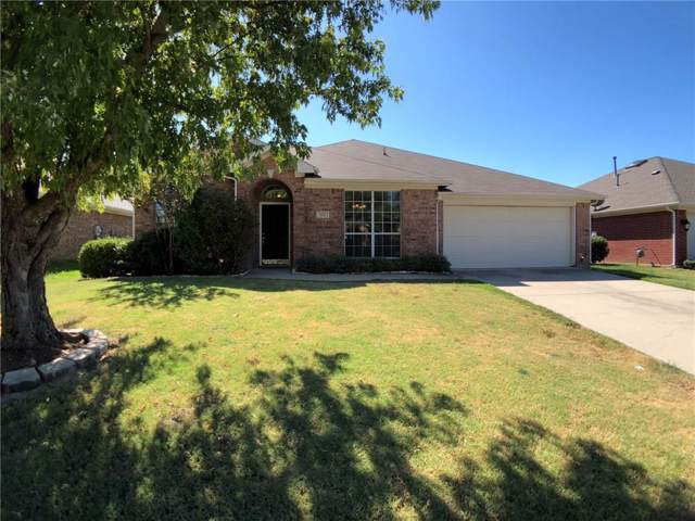 602 Coal Creek Drive, Mansfield, TX 76063 (MLS #14187365) :: All Cities Realty