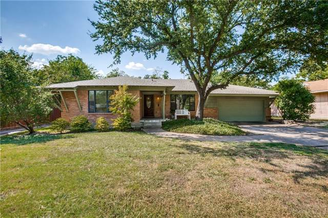 212 S Dorothy Drive, Richardson, TX 75081 (MLS #14187376) :: Hargrove Realty Group