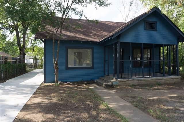 3807 Penelope Street, Dallas, TX 75210 (MLS #14187384) :: Frankie Arthur Real Estate