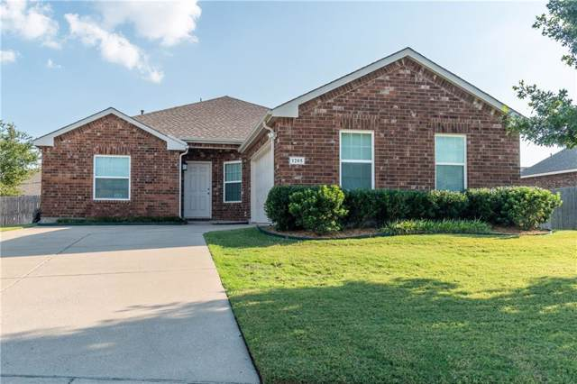 1205 Madison Drive, Wylie, TX 75098 (MLS #14187390) :: RE/MAX Town & Country