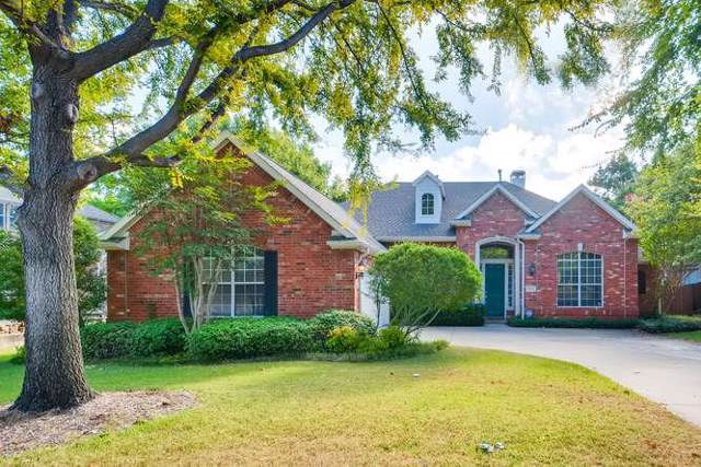 4632 Morningstar Drive, Flower Mound, TX 75028 (MLS #14187397) :: Real Estate By Design