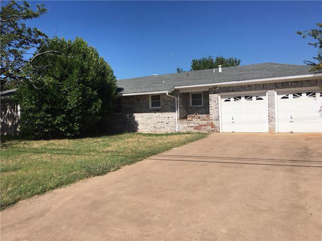 5526 Us Highway 277 S, Abilene, TX 79606 (MLS #14187401) :: The Tierny Jordan Network