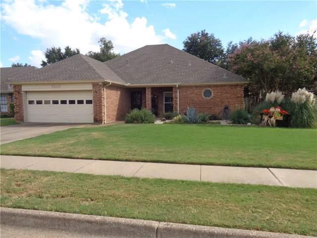 7316 Wesley Court, North Richland Hills, TX 76180 (MLS #14187406) :: Kimberly Davis & Associates