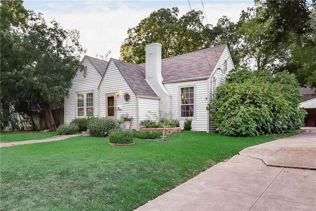 1614 W 1st Avenue, Corsicana, TX 75110 (MLS #14187430) :: RE/MAX Town & Country