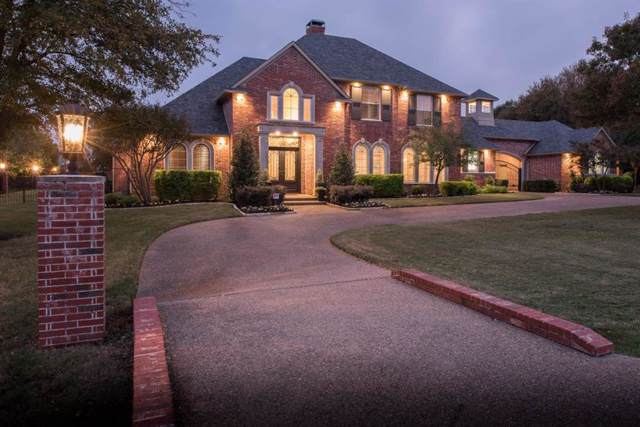 690 Forest Oaks Drive, Fairview, TX 75069 (MLS #14187433) :: Frankie Arthur Real Estate