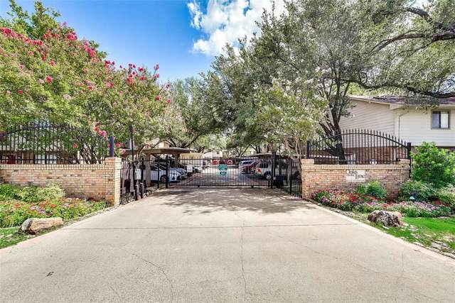 6646 E Lovers Lane #1501, Dallas, TX 75214 (MLS #14187437) :: The Tierny Jordan Network