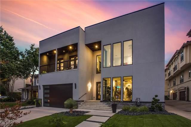 3823 Holland Avenue, Dallas, TX 75219 (MLS #14187455) :: Vibrant Real Estate