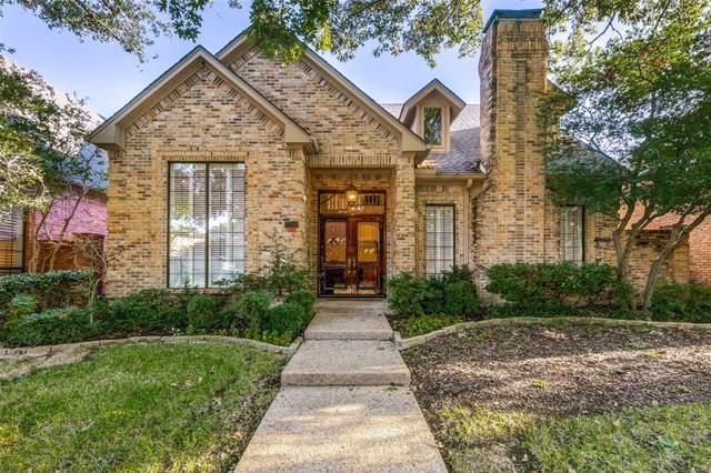 7314 Lane Park Drive, Dallas, TX 75225 (MLS #14187470) :: Baldree Home Team