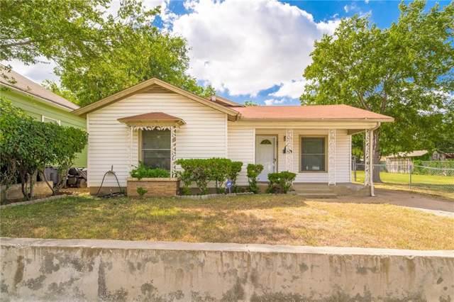 514 Woodrow Avenue, Fort Worth, TX 76105 (MLS #14187471) :: RE/MAX Pinnacle Group REALTORS