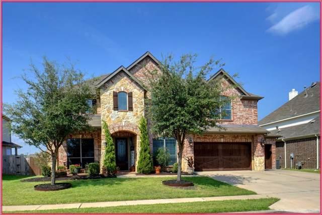 10317 Crowne Pointe Lane, Fort Worth, TX 76244 (MLS #14187488) :: The Heyl Group at Keller Williams