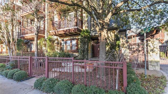 6344 Oriole Drive, Dallas, TX 75209 (MLS #14187493) :: The Heyl Group at Keller Williams