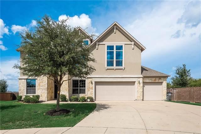 5561 Melinda Circle, Sachse, TX 75048 (MLS #14187500) :: Ann Carr Real Estate
