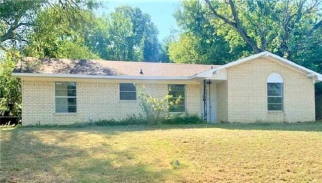 616 Mulberry, Winnsboro, TX 75494 (MLS #14187502) :: RE/MAX Town & Country