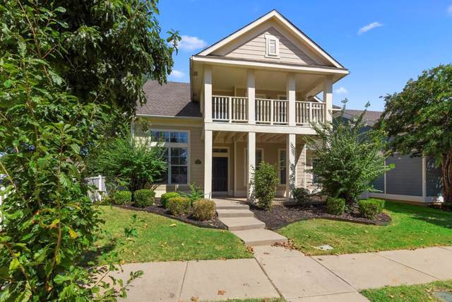 10027 Hanover Drive, Providence Village, TX 76227 (MLS #14187507) :: RE/MAX Town & Country
