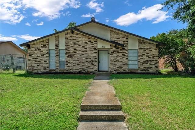 2818 Dove Meadow Drive, Garland, TX 75043 (MLS #14187517) :: RE/MAX Pinnacle Group REALTORS