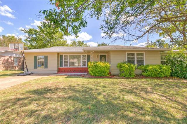 115 Rosedale Avenue, Keene, TX 76059 (MLS #14187571) :: Lynn Wilson with Keller Williams DFW/Southlake