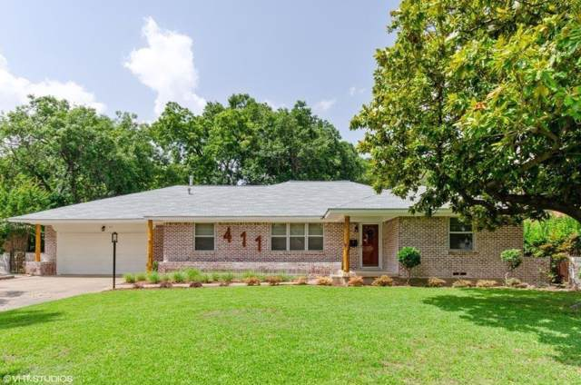 411 E Tyler Street, Richardson, TX 75081 (MLS #14187598) :: RE/MAX Town & Country