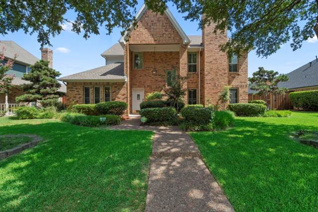 5316 Barouche Court, Plano, TX 75023 (MLS #14187604) :: RE/MAX Town & Country