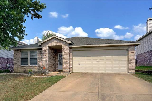 1201 Silent Star Lane, Denton, TX 76210 (MLS #14187606) :: RE/MAX Town & Country