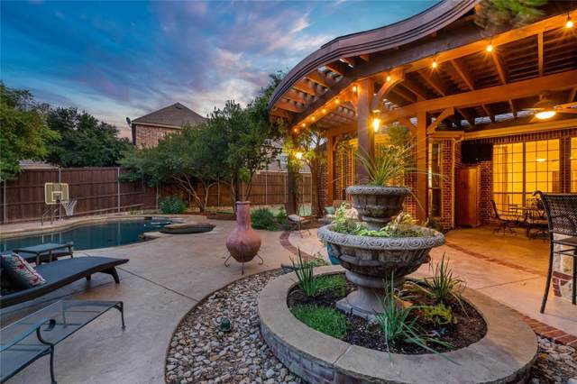 15330 Forest Haven Lane, Frisco, TX 75035 (MLS #14187654) :: The Real Estate Station