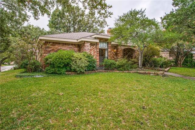 6034 White Rose Trail, Dallas, TX 75248 (MLS #14187679) :: Century 21 Judge Fite Company