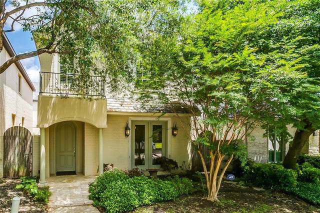 431 Wyndham, Westworth Village, TX 76114 (MLS #14187681) :: Vibrant Real Estate