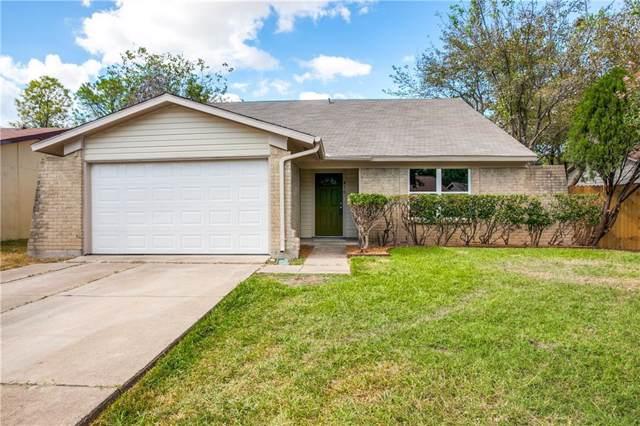 410 E Springdale Lane, Grand Prairie, TX 75052 (MLS #14187689) :: RE/MAX Pinnacle Group REALTORS