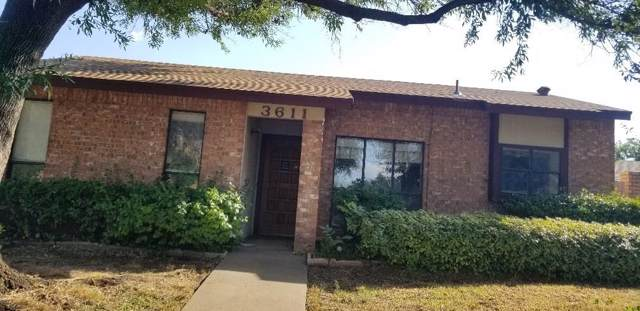 3611 Driftwood Drive, San Angelo, TX 76904 (MLS #14187710) :: The Heyl Group at Keller Williams